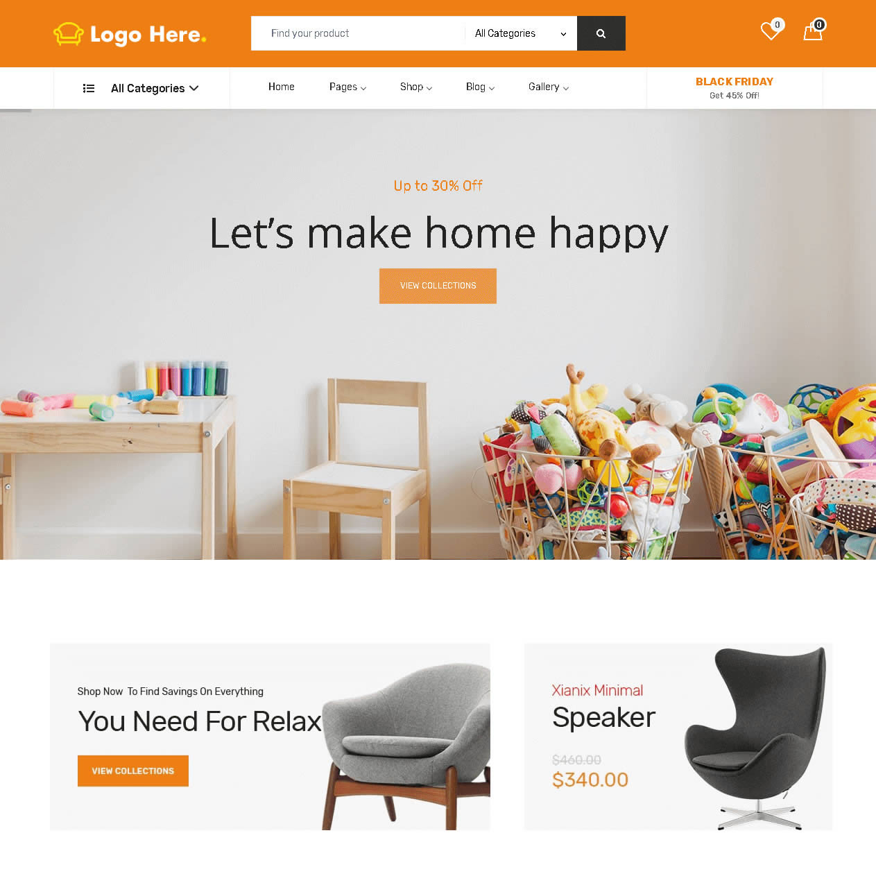 Discount Furniture Websites: Ready To Install Website